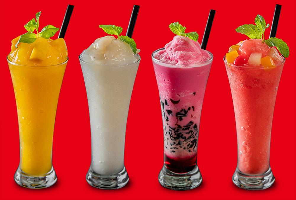 Ice Blended Drinks