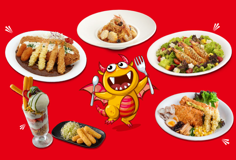 Halal Japanese Curry Dishes