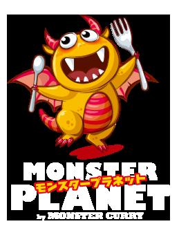 Monster Planet logo